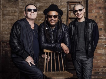 Summer 2017 Grandslam Tour: UB40 Featuring Ali Astro and Mickey, Level 42, The Original Wailers, Raging Fyah picture