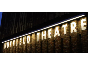 Nuffield Theatre venue photo