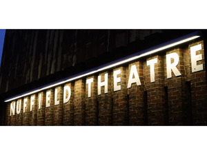Nuffield Theatre artist photo