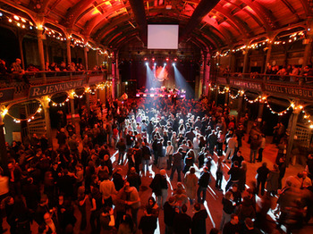 Old Fruitmarket venue photo