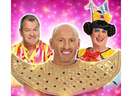 Aladdin - The Magical Pantomime Adventure: Gareth Thomas artist photo