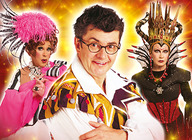 Snow White And The Seven Dwarfs: Joe Pasquale, Ceri Dupree artist photo