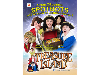Treasure Island: CBeebies picture