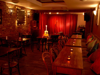 Green Note venue photo