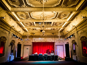 Bush Hall artist photo