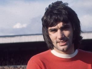 Film promo picture: Best (George Best: All By Himself)