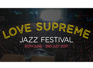 Love Supreme Jazz Festival 2017 artist photo