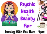 Psychic Health and Beauty Fair artist photo