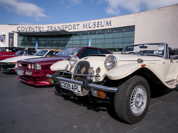 Coventry Transport Museum venue photo