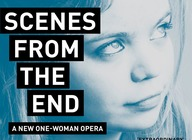 Scenes From The End: Héloïse Werner artist photo