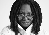Whoopi Goldberg artist photo