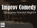 Glasgow Harold Night: Improv Glasgow event picture