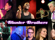 The Blunter Brothers artist photo