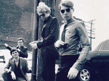 Franz Ferdinand artist photo