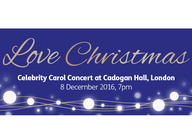 Age UK's Love Christmas Concert: Barbara Windsor, Amanda Redman, Charles Dance, Miriam Margolyes, Heather Small, Laura Wright, ACM Gospel Choir, The London Gay Men's Chorus, Penny Smith artist photo