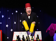 Just Like That! The Tommy Cooper Show artist photo