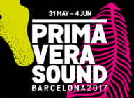 Primavera Sound Festival 2017 artist photo