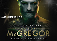 An Experience With: Conor McGregor artist photo
