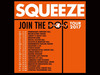 Squeeze announced 21 new tour dates