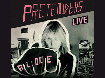 'Alone' Tour: The Pretenders, The Rails picture