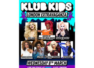 The Klub Kids Extravaganza: Bob the Drag Queen, Willam, Sharon Needles, Latrice Royale, Alyssa Edwards, Kennedy Davenport , Tatianna artist photo