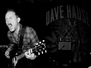 Dave Hause & The Mermaid artist photo