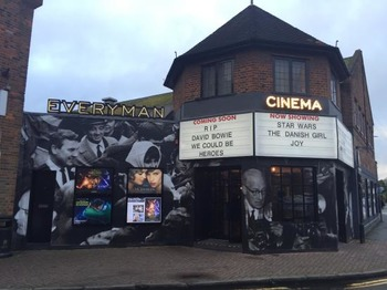 Everyman Cinema Gerrards Cross venue photo