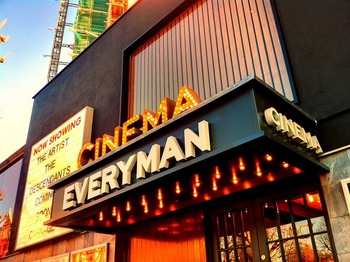 Everyman Cinema Maida Vale venue photo