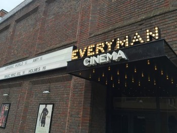 Everyman Cinema Reigate venue photo
