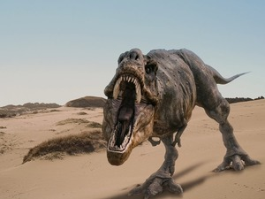 Film promo picture: Dinosaurs Alive
