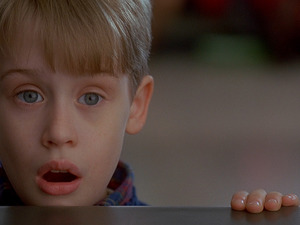 Film promo picture: Home Alone