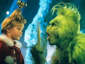 Film promo picture: How the Grinch Stole Christmas