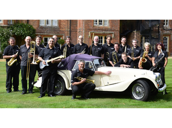 Showtime: Swing Unlimited Big Band + Highcliffe Charity Players picture
