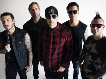 Avenged Sevenfold + Stone Sour + HELLYEAH picture