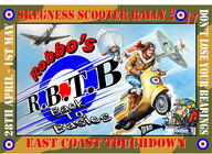 Skegness Scooter Rally 2017 artist photo