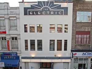 The Electric Cinema artist photo