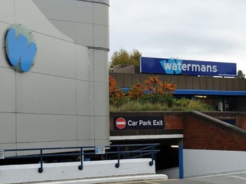 Watermans venue photo