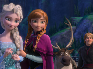 Film promo picture: Frozen