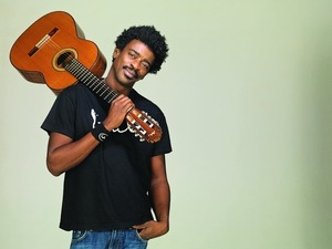 Seu Jorge artist photo