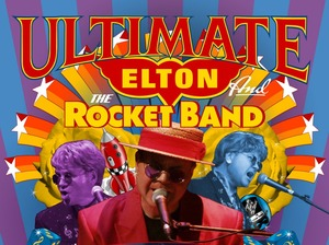 Ultimate Elton & The Rocket Band artist photo