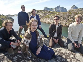 Liverpool Calling: British Sea Power + Exit International + Amsterdam + The Mono LPs + Oxygen Thieves + Detuned Radio picture