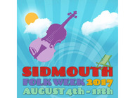 Sidmouth Folk Week artist photo