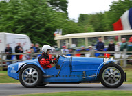 French And Italian Motoring Festival - La Vie En Bleu artist photo