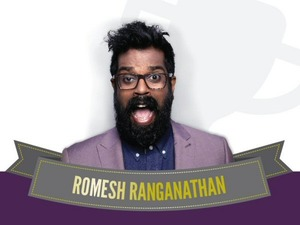Romesh Ranganathan artist photo