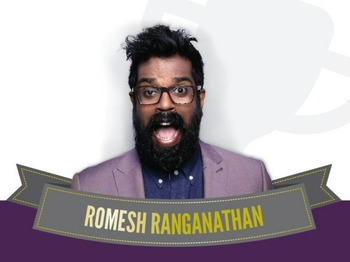 Nottingham Comedy Festival: Romesh Ranganathan picture