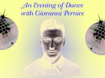 An Evening of Dance with Giovanni: Giovanni Pernice picture