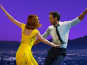 Film promo picture: La La Land