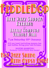 Flyer thumbnail for Live Jazz Supper Evening with: FiddleBop!