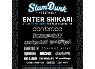 Slam Dunk Festival North artist photo