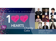 100 Hearts Charity Gala: Rowan Atkinson, Jo Brand, Nina Conti, Angus Deayton, Harry Enfield, Michael McIntyre, Paul Whitehouse artist photo